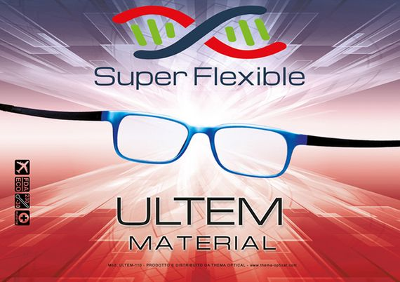 super flexible ultem material